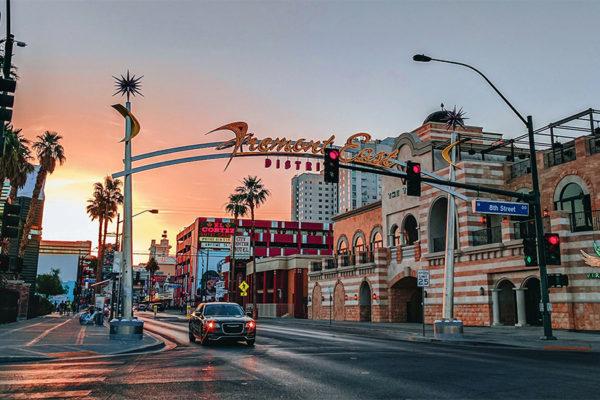 California to Nevada